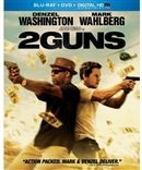 2 Guns Blu-ray (Rental)