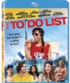 To Do List Blu-ray (Rental)