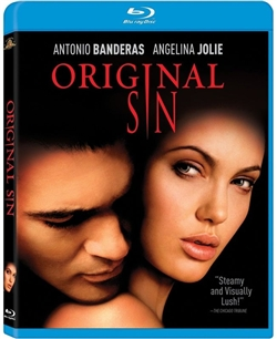 Original Sin Blu-ray (Rental)