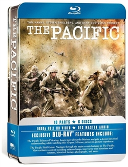 Pacific Disc 4 Blu-ray (Rental)