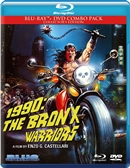 1990: The Bronx Warriors 07/15 Blu-ray (Rental)