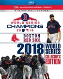 2018 World Series Champions: Boston Red Sox Disc 2 Blu-ray (Rental)