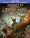 Wrath of the Titans 3D Blu-ray (Rental)