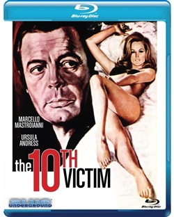 10th Victim Blu-ray (Rental)
