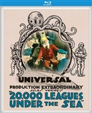 20,000 Leagues Under the Sea 10/20 Blu-ray (Rental)
