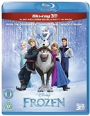 Frozen 3D Blu-ray (Rental)