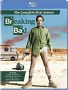 Breaking Bad Season 1 Disc 1 Blu-ray (Rental)