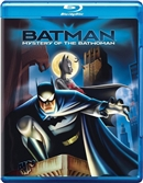Batman: Mystery of the Batwoman Blu-ray (Rental)