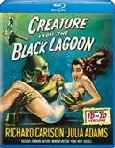 Creature from the Black Lagoon 3D Blu-ray (Rental)