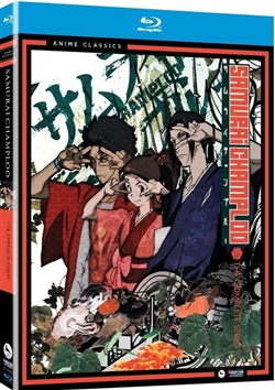 Samurai Champloo: Complete Series Disc 3 Blu-ray (Rental)