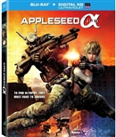 Appleseed Alpha Blu-ray (Rental)