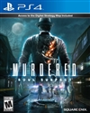 Murdered Soul Suspect PS4 Blu-ray (Rental)
