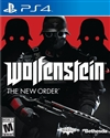 Wolfenstein The New Order PS4 Blu-ray (Rental)