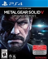 Metal Gear Solid V Ground Zeroes PS4 Blu-ray (Rental)