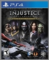 Injustice Gods Among Us PS4 Blu-ray (Rental)