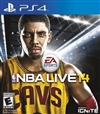 NBA Live 14 PS4 Blu-ray (Rental)