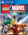LEGO Marvel Super Heroes PS4 Blu-ray (Rental)