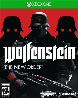 Wolfenstein The New Order Xbox One Blu-ray (Rental)