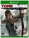 Tomb Raider Definitive Edition Xbox One Blu-ray (Rental)