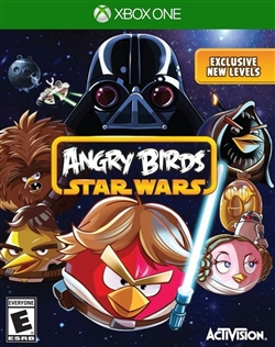 Angry Birds Star Wars Xbox One Blu-ray (Rental)