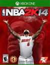 NBA 2K14 Xbox One Blu-ray (Rental)