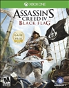 Assassin's Creed IV Black Flag Xbox One Blu-ray (Rental)