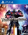 Transformers Rise of the Dark Spark PS4 Blu-ray (Rental)