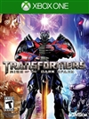 Transformers Rise of the Dark Spark Xbox One Blu-ray (Rental)