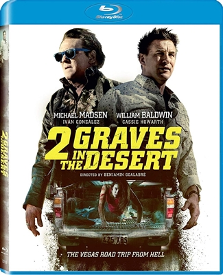 2 Graves In The Desert 02/20 Blu-ray (Rental)