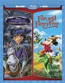 (Releases 2014/08/12) Adventures of Ichabod and Mr. Toad / Fun and Fancy Free Blu-ray (Rental)