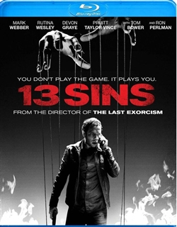 13 Sins Blu-ray (Rental)