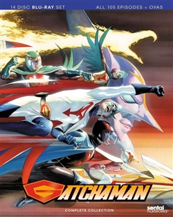 Gatchaman Disc 2 Blu-ray (Rental)