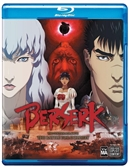 Berserk The Golden Age Arc II Blu-ray (Rental)