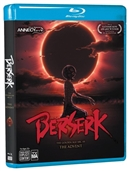 Berserk The Golden Age Arc III Blu-ray (Rental)