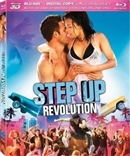 Step Up 4: Revolution 3D Blu-ray (Rental)