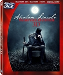 Abraham Lincoln: Vampire Hunter 3D Blu-ray (Rental)