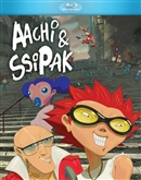 Aachi and Ssipak Blu-ray (Rental)