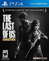 Last of Us Remastered PS4 Blu-ray (Rental)