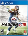 (Releases 2014/08/26) Madden NFL 15 PS4 Blu-ray (Rental)