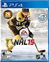 (Releases 2014/09/09) NHL 15 PS4 Blu-ray (Rental)
