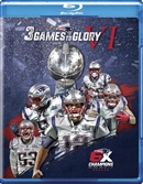 3 Games to Glory VI Disc 1 Blu-ray (Rental)
