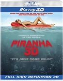 Piranha 3D Blu-ray (Rental)