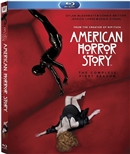 American Horror Story Season 1 Disc 1 Blu-ray (Rental)