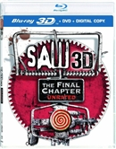 Saw - The Final Chapter 3D Blu-ray (Rental)