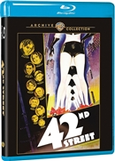 42nd Street 04/15 Blu-ray (Rental)