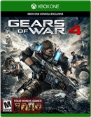 Gears of War 4 Xbox One 09/16 Blu-ray (Rental)