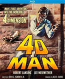 4D Man 09/19 Blu-ray (Rental)
