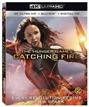 Hunger Games: Catching Fire 4K UHD Blu-ray (Rental)