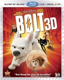 Bolt 3D Blu-ray (Rental)