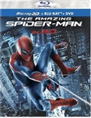 Special Features - Amazing Spider-Man Blu-ray (Rental)